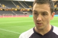 Downing excited by starlets